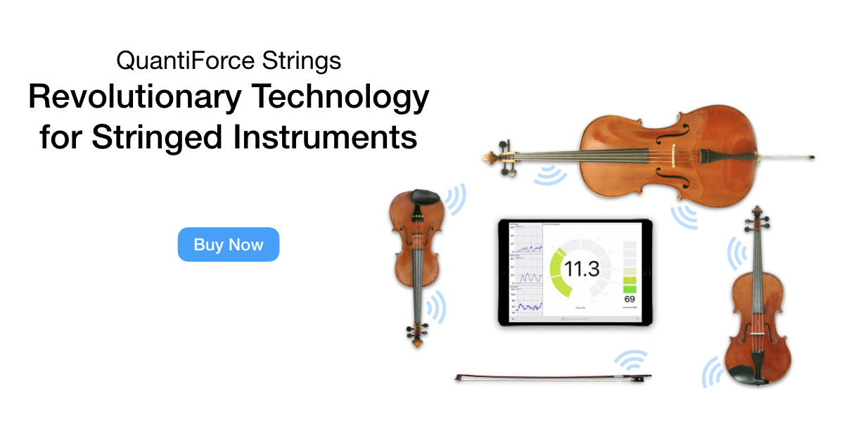 Revolutionary Technology for Stringed Instruments